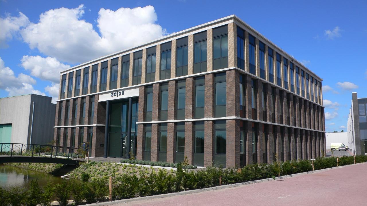 Kantoor 30 32 studio architectura marcel heijmans for Kantoor architect