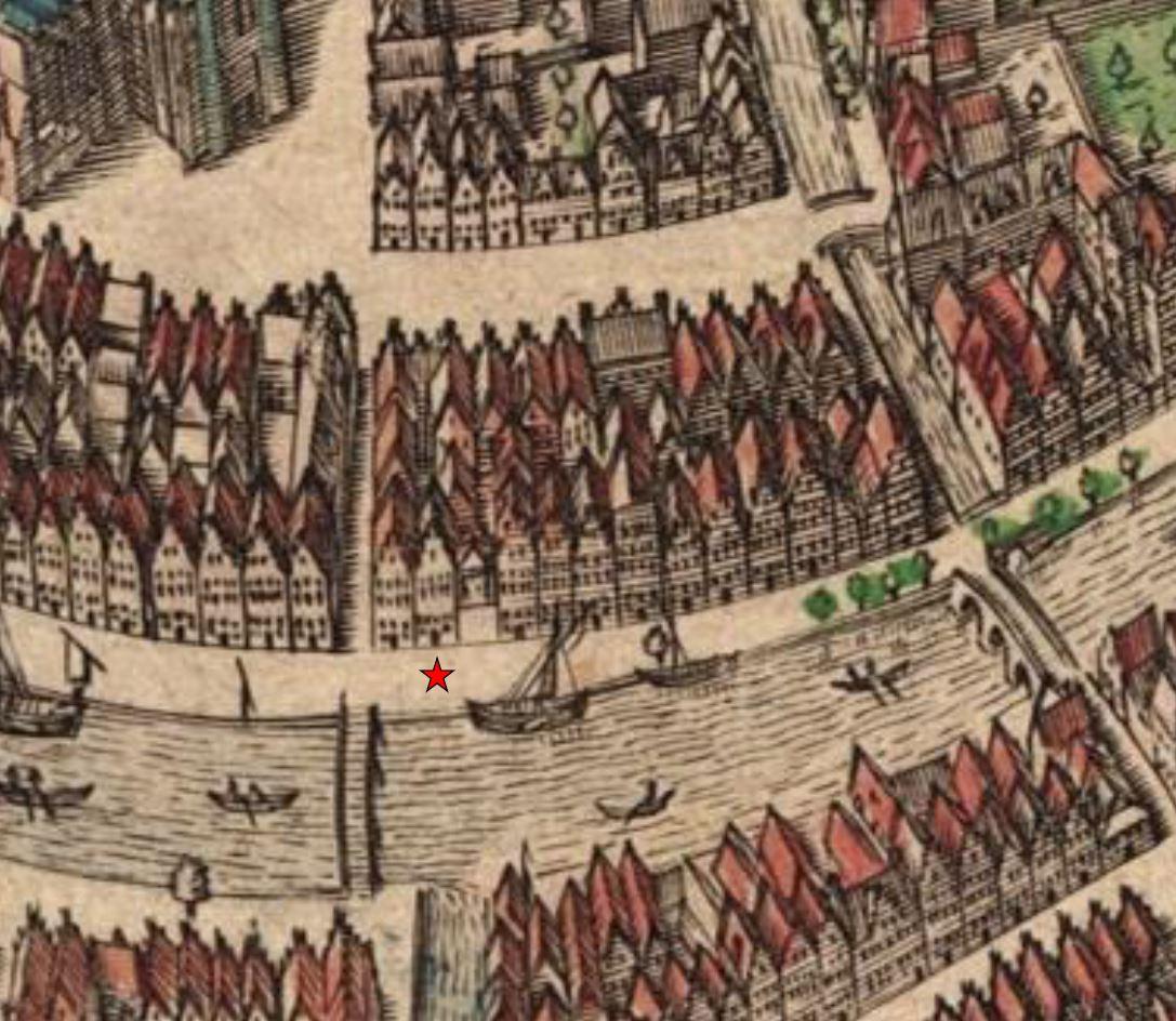 Pieter Bast 1600